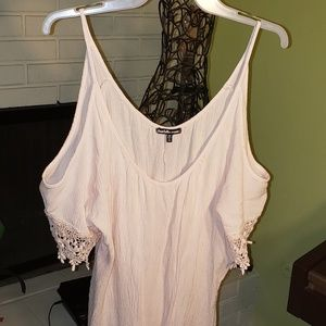 Charlotte Russe Cold Shoder Top, size 3X